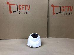 Outlet - Câmera Intelbras Dome Multi HD 1010 D G5 Alta Definição (1.0MP | 720p | 3.6mm | Plast)