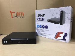 Outlet - DVR Focusbras FBR 16 Canais Flex HD Alta Resolução