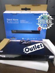 Outlet - DVR Tecvoz 08 Canais Flex HD Linha Inteligente TV-U2008
