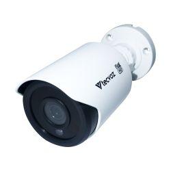 PÁSCOA  CFTV CLUBE - Câmera Tecvoz Bullet Flex HD CCB-128P Alta Definição (1.0MP | 720p | 2.8mm | Plast)