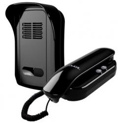 Porteiro Eletronico P10X Monofone Preto - AGL