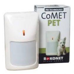 Sensor Infravermelho Passivo IVP com Fio Rokonet - CoMet Pet Rk210