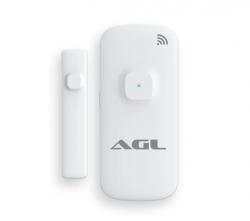 Sensor Inteligente De Porta e Janela AGL Wi-Fi