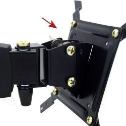 Suporte para TV articulado Brasforma - SBRP230 (LED, LCD, Plasma, 3D, Smart de 10 a 37 Polegadas)