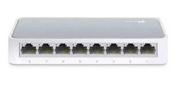 Switch TP-Link com 8 Portas Tl-SF1008D 10/100Mbps