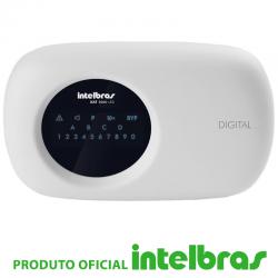 Teclado LED XAT 3000 para Centrais de Alarme - Intelbras