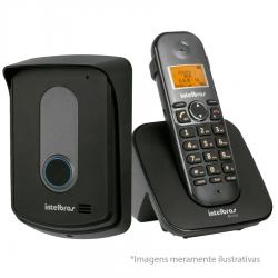 Telefone Intelbras TIS 5010 sem Fio com Ramal Externo