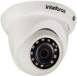 VIP S4020 G3 - câmera IP dome HD (1 megapixel - 720P), lente 2.6mm , POE, IR inteligente de 30 metros, IP67