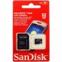 Cartão de Memória Micro SD 32GB Sandisk