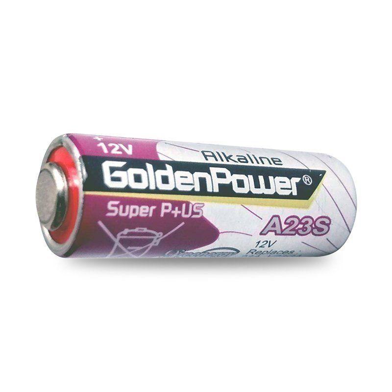 Bateria 12v A27g Greenergy Golden Power - Unitário  - CFTV Clube | Brasil