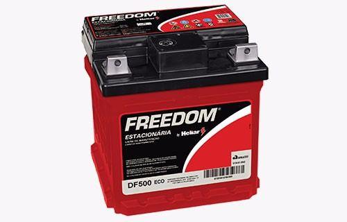 Bateria 40A 12V Freedom  - CFTV Clube | Brasil