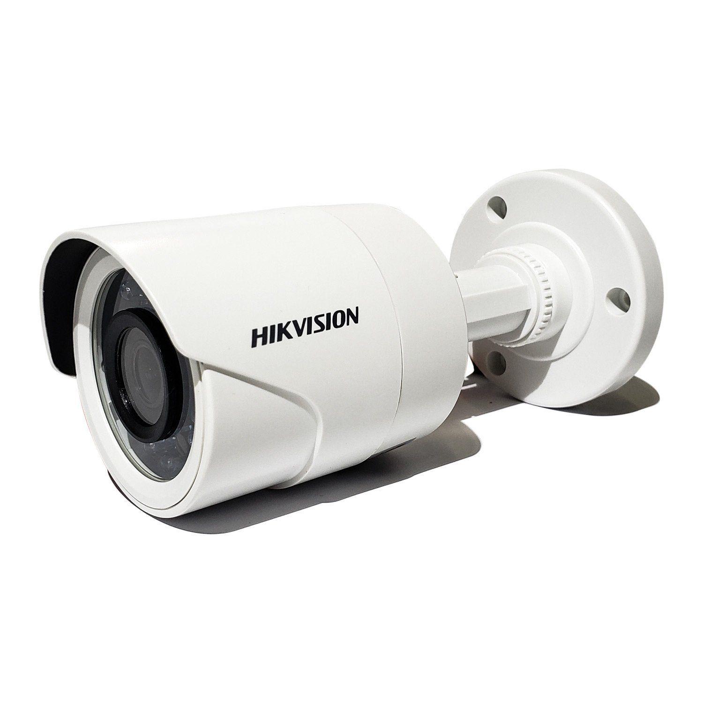 Câmera Hikvision Bullet Flex DS-2CE16D0T-IRPF (2.0MP | 1080p | 3.6mm | Plast)  - CFTV Clube | Brasil