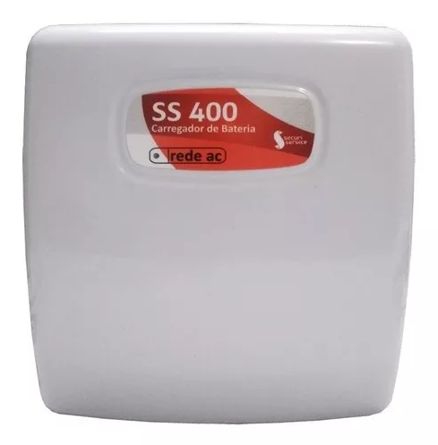 Carregador de Bateria SS400 - 6A  - CFTV Clube | Brasil