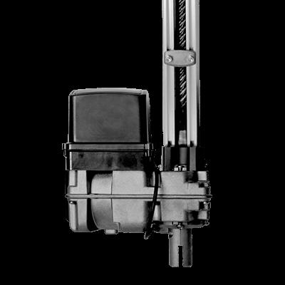 Cyber Black - Kit Motor de Portão PPA Basculante Home  (Pop Plus) 220v 60HZ + Acionador  - CFTV Clube | Brasil