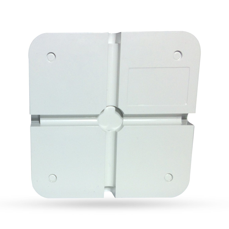 Caixa de Acoplamento Organizadora para Conectores/Baluns/Fonte - CX-4903 Citrox  - CFTV Clube | Brasil