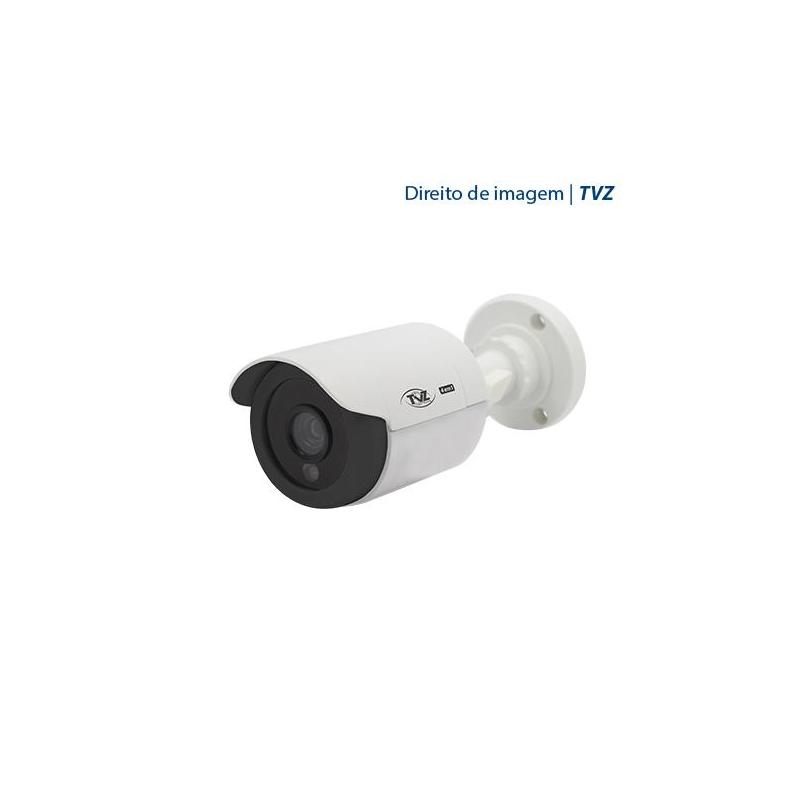 Câmera TVZ Bullet Flex HD 5BLP Alta Definição (1.0MP | 720p | 2.8mm | Plast)  - CFTV Clube | Brasil