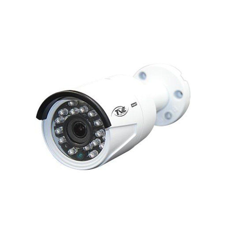 Câmera TVZ Bullet Flex HD 4BL2 Full HD (2.0MP | 1080p | 3.6mm | Plast)  - CFTV Clube | Brasil