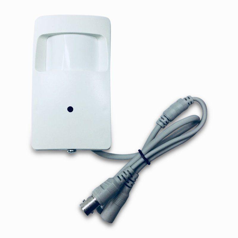 Câmera Escondida Tipo Sensor de Alarme - Analógica  - CFTV Clube | Brasil