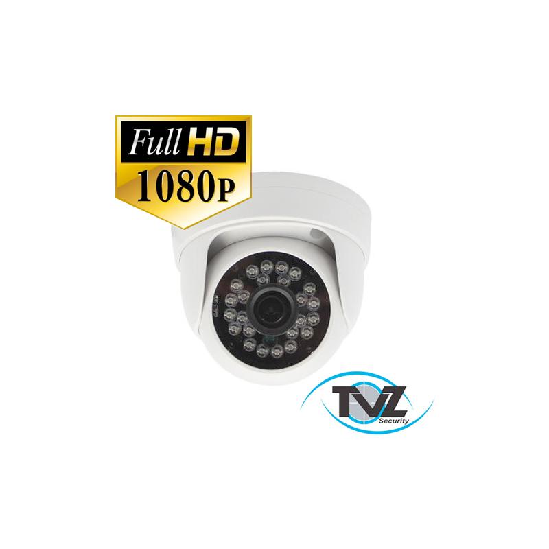 Câmera flex tvz 2 mp full hd dome  - CFTV Clube | Brasil