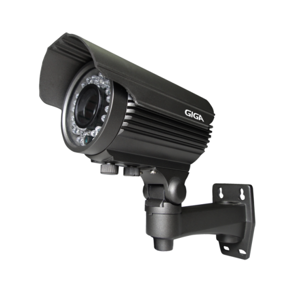 Câmera Giga GS0276 Bullet Varifocal Open HD Orion IR 50M UTC IP66 (2.0MP | 1080p | 2.8~12mm | Metal)  - CFTV Clube | Brasil