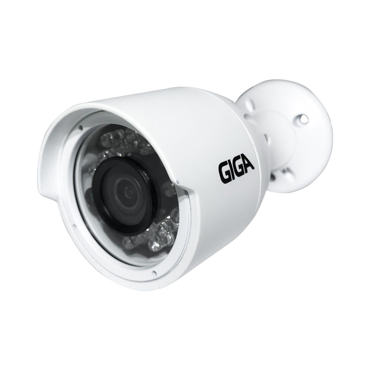 Câmera Giga GS0052 Bullet Open HD Sony Starvis IR WDR 30M 4MM IP66 Full HD (2.0MP | 1080P | 2.8mm | Metal)   - CFTV Clube | Brasil