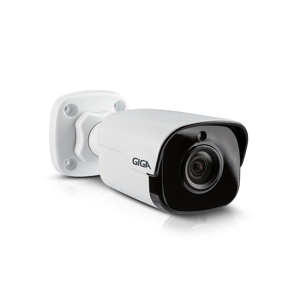 CÂMERA GIGA GS0118 IP PRIME BULLET 4MP ULTRA WDR IR 30M IP67 (4.0MP | 1080P | 3.6mm )  - CFTV Clube | Brasil