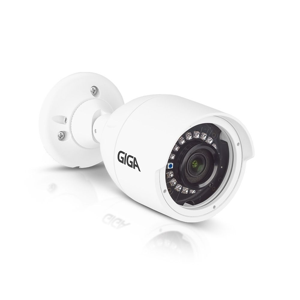 Câmera Giga Security GS0047 Bullet Orion 5MP (5.0MP | 2048p | 3.6mm | Metal)  - CFTV Clube | Brasil