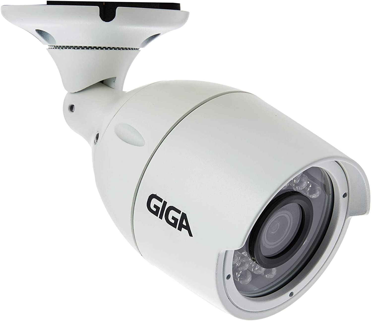 Câmera Giga Security GS0052 Bullet Open HD Sony Starvis IR 30M IP66 (2.0MP | 1080P | 2.8mm | Metal)   - CFTV Clube | Brasil