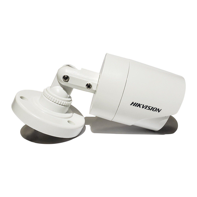 Câmera Hikvision Bullet Flex DS-2CE16D0T-IRPF (2.0MP | 1080p | 2.8mm | Plast)  - CFTV Clube | Brasil
