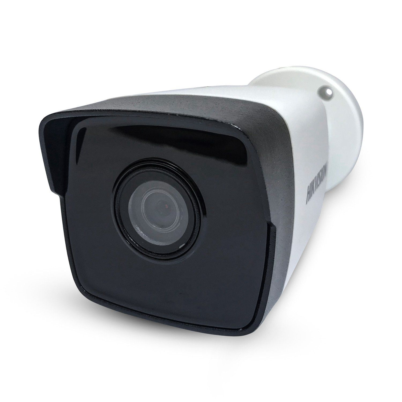 Câmera Hikvision Bullet IP DS-2CD1001-l (1.0MP | 720p | 2.8mm | Plast)  - CFTV Clube | Brasil