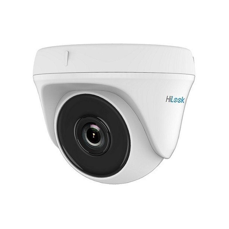 Câmera Hilook Dome THC-T110-P Flex HD Alta Definição (1.0MP | 720p | 2.8mm | Plast)  - CFTV Clube | Brasil