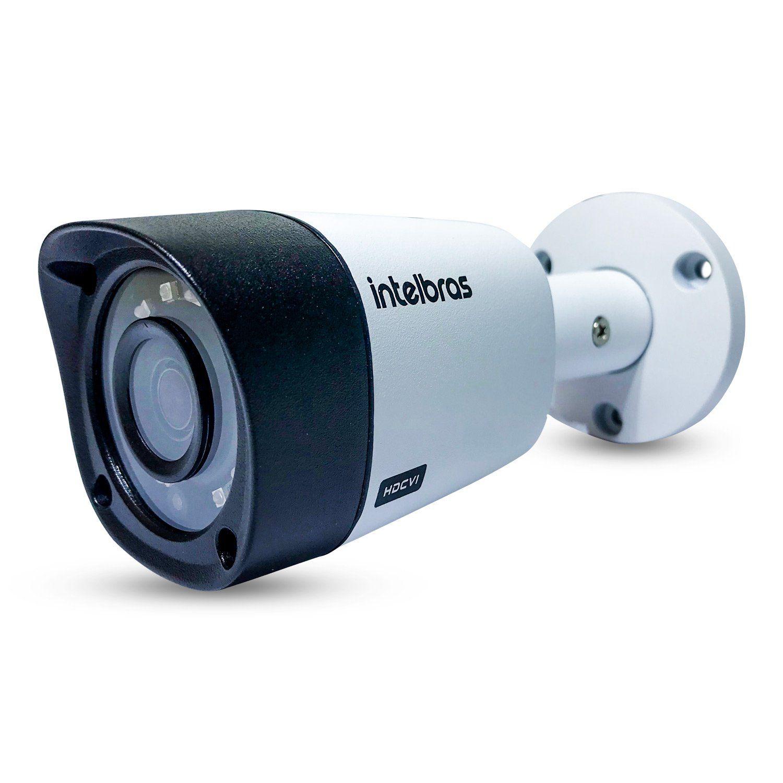 Câmera Intelbras Bullet Multi HD 1010B G4 Alta Definição (1.0MP | 720p | 3.6mm | Plast)  - CFTV Clube | Brasil
