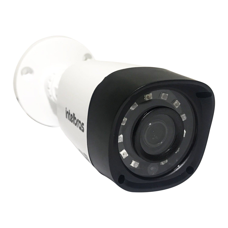 Câmera Intelbras Bullet Multi HD 1120B G4 Alta Definição (1.0MP | 720p | 2.6mm | Plast)  - CFTV Clube | Brasil