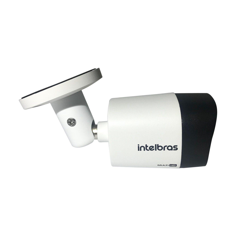 Câmera Intelbras Bullet Multi HD 3130B G4 Alta Definição (1.0MP | 720p | 3.6mm | Metal)  - CFTV Clube | Brasil