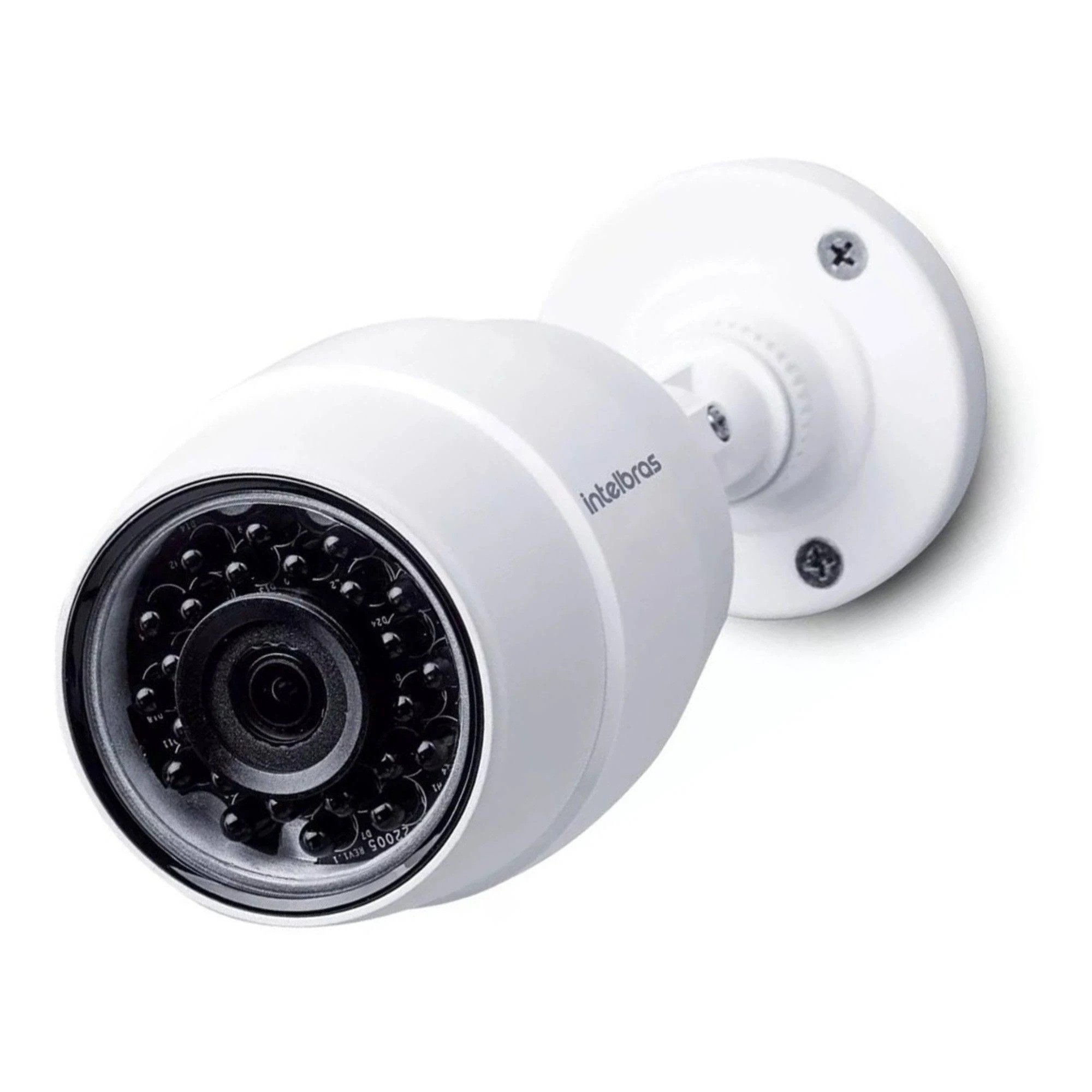 Câmera Intelbras Bullet Sem Fio IP Mibo IC5 Alta Definição (1.0MP   720p   2.8mm   Metal)  - CFTV Clube   Brasil