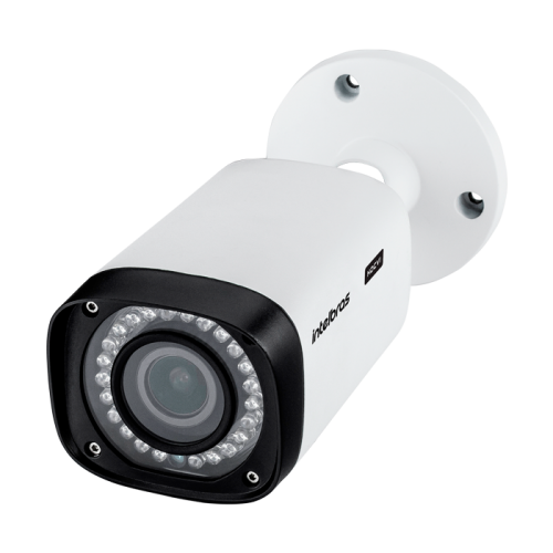 Câmera Intelbras Bullet VHD 5250 Z Full HD (2.0MP | 1080p | 2,7mm - 12mm | Metal)  - CFTV Clube | Brasil