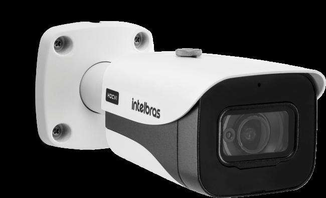 Câmera Intelbras Bullet VHD 5840 B 4K ( 8.0MP | 2160P | 3.6mm | Metal)  - CFTV Clube | Brasil