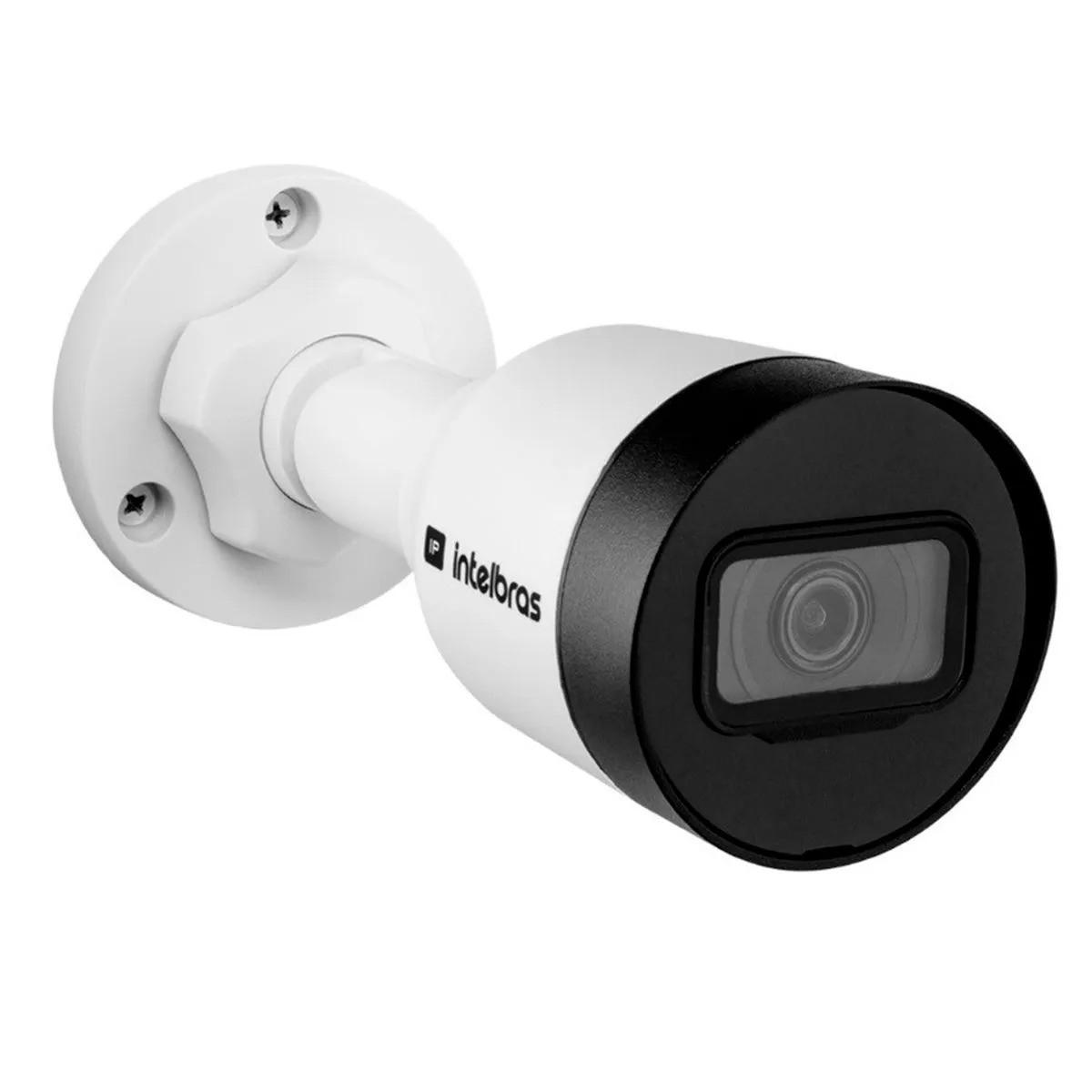 Câmera Intelbras Bullet VIP 1020 B IP Onvif PoE G2(1.0MP | 720p | 3.6mm | Plast)  - CFTV Clube | Brasil