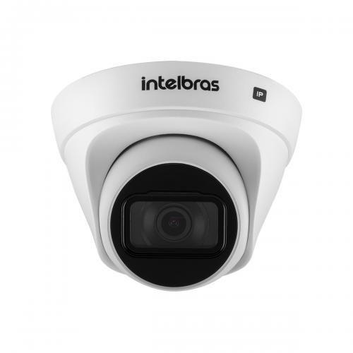 Câmera Intelbras Dome IP VIP 3430 D IP67 PoE 4 Megapixels (4.0MP | 1440p | 2.8mm | Metal)  - CFTV Clube | Brasil