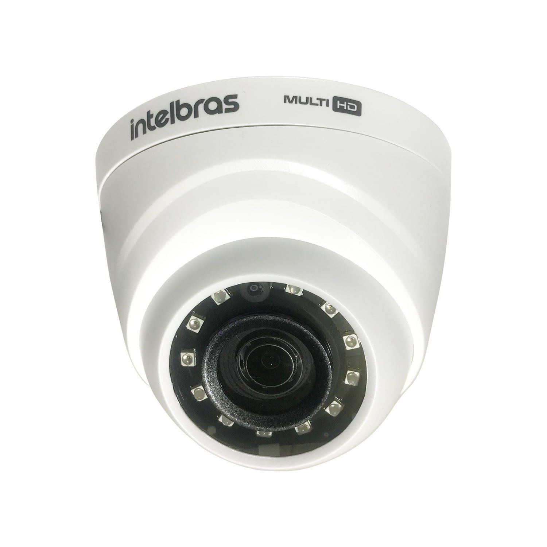 Câmera Intelbras Dome Multi HD 1010 D G5 Alta Definição (1.0MP | 720p | 3.6mm | Plast)  - CFTV Clube | Brasil