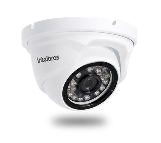 Câmera Intelbras Dome Onvif IP VIP 1220 D (2.0MP | 1080p | 3.6mm | Plast)  - CFTV Clube | Brasil