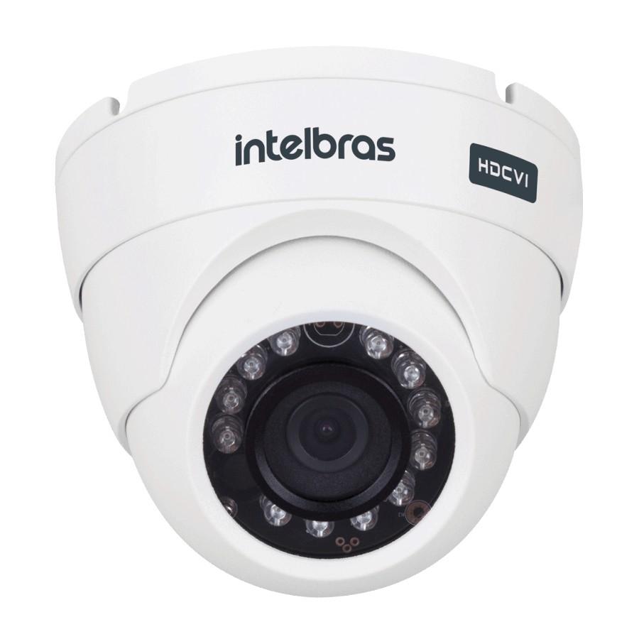 Câmera Intelbras Dome VHD 3220 D A Full HD (2.0MP | 1080p | 2.8mm | Metal)  - CFTV Clube | Brasil