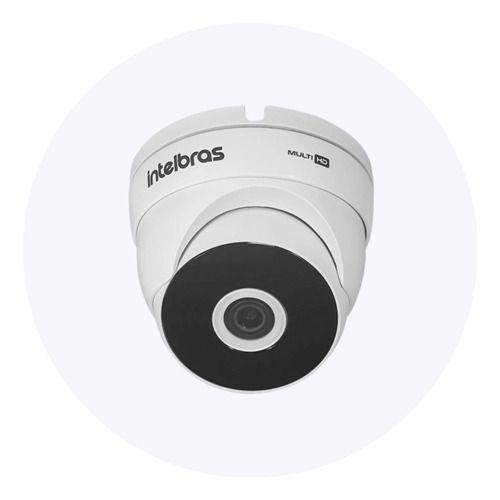 Câmera Intelbras Dome VHD 3220 D G6 Full HD (2.0MP | 1080p | 2.8mm | Metal)  - CFTV Clube | Brasil