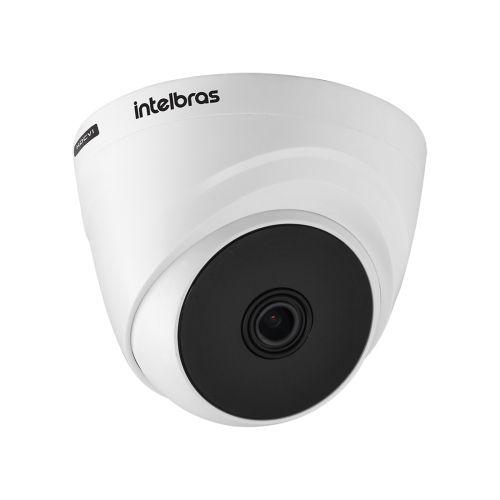 Câmera Intelbras Dome VHL 1010 D G4 HDCVI (1.0MP | 720P | 3.6mm | Plástico)  - CFTV Clube | Brasil