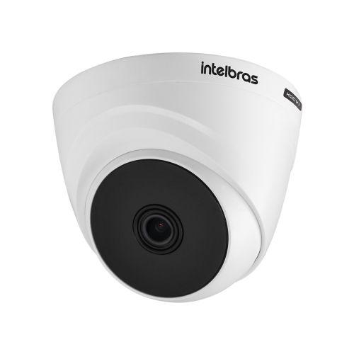 Câmera Intelbras Dome VHL 1120 D HDCVI (1.0MP | 720P | 3.6MM | Plástico)  - CFTV Clube | Brasil