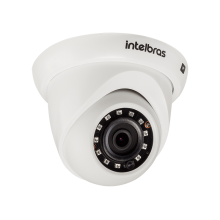 Câmera Intelbras Dome VIP 3230 D IP Full HD PoE (2.0MP | 1080P | 2.8mm| Metal)  - CFTV Clube | Brasil