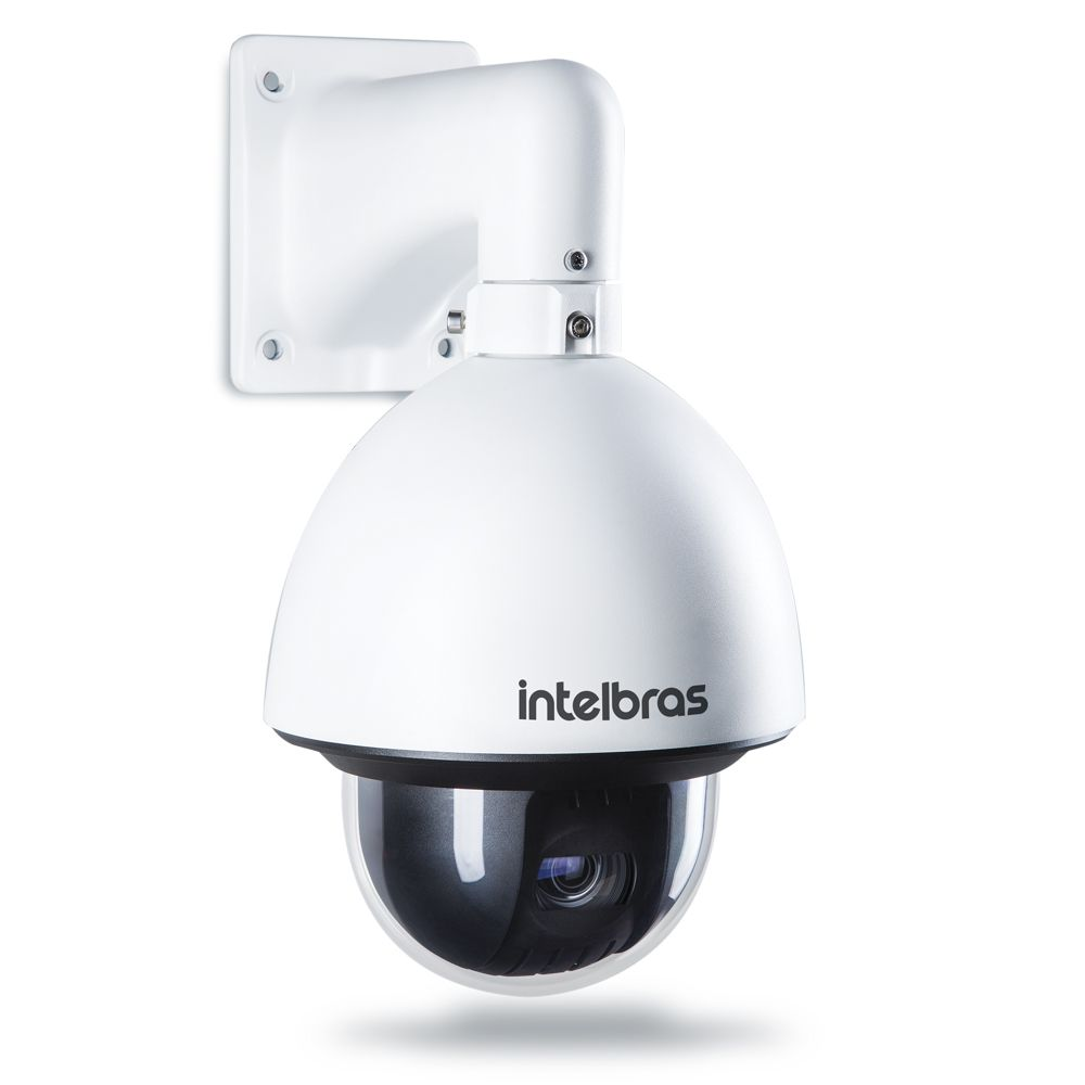 Câmera Intelbras Speed Dome HDCVI VHD 5130 SD Alta Definição (1.0MP | 720p | Zoom Ótico 30x)  - CFTV Clube | Brasil
