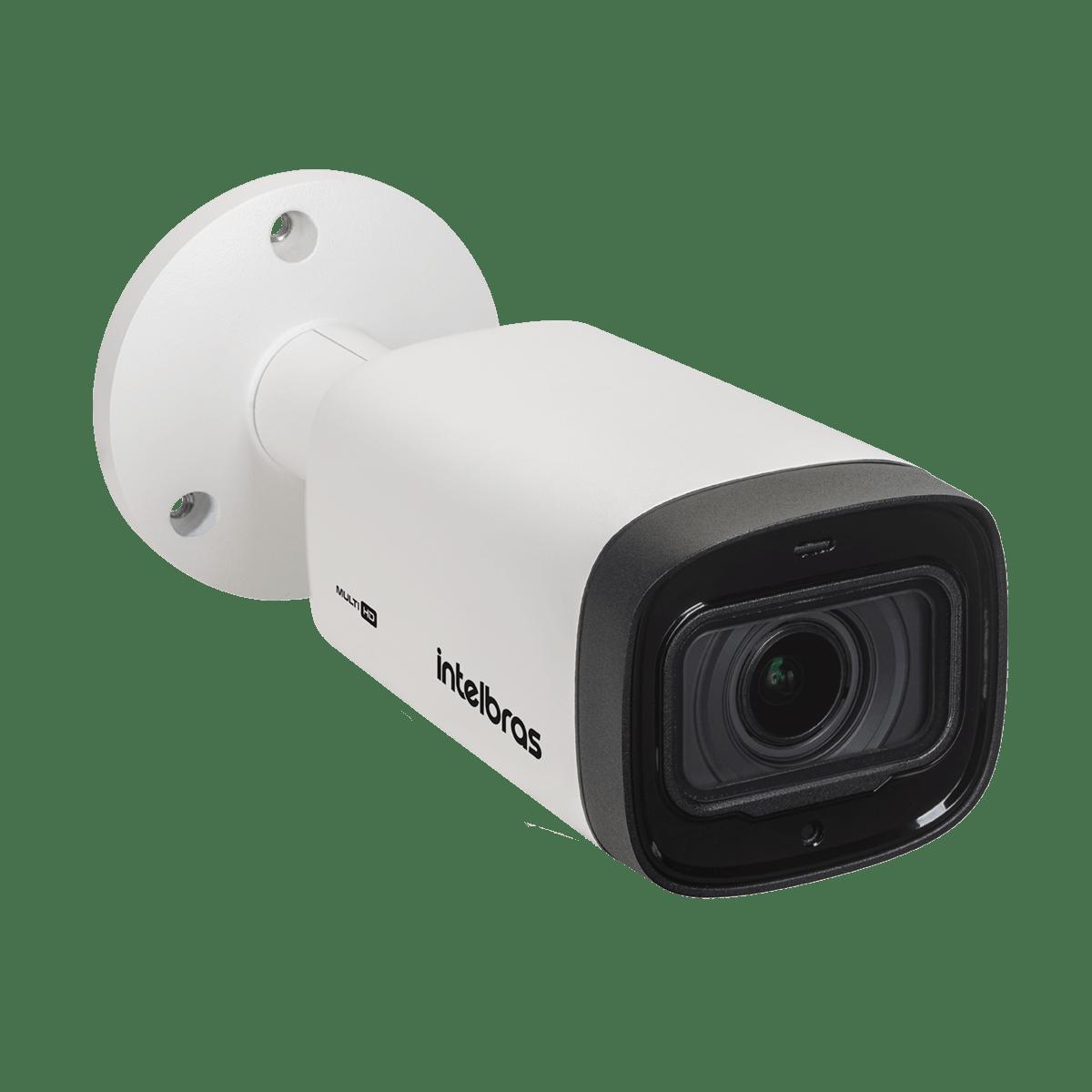 Câmera Intelbras Bullet VHD 3140 VF G6 (1.0MP   720p   2.7mm~13.5mm   Metal)   - CFTV Clube   Brasil