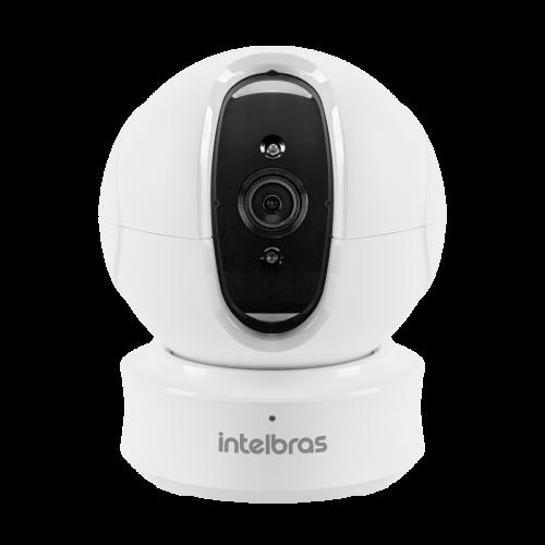 Câmera WI-fi Intelbras Interna Mibo IC4 HD 360 (1.0MP | 720p | 4mm | Plast)  - CFTV Clube | Brasil