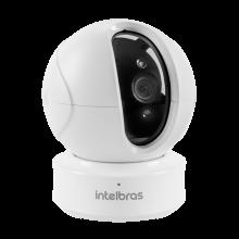 Câmera IP Intelbras Mibo IC4 Rotação 360º Wi-Fi HD (1.0MP | 720p | 4mm | Plast)  - CFTV Clube | Brasil